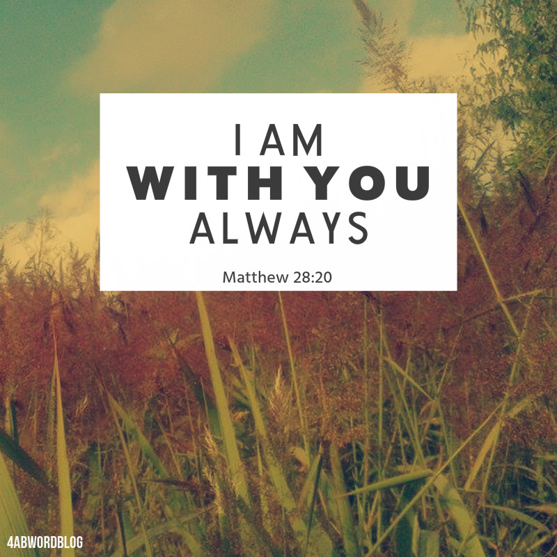 WITHYOUALWAYS
